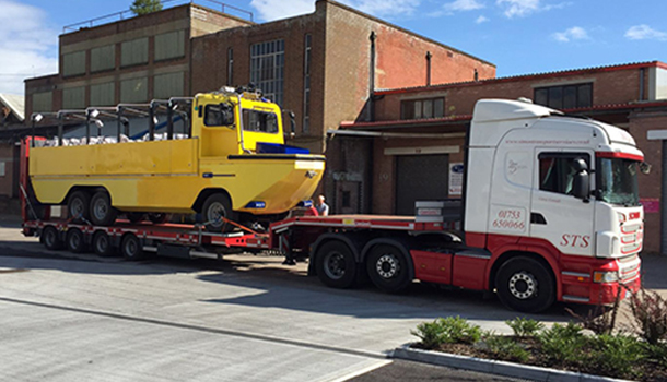 Heavy Haulage Buckinghamshire